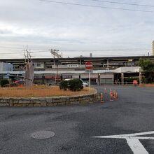 高蔵寺駅南口