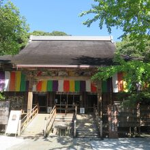 竹林寺(高知県高知市)