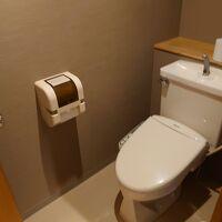 和室は客室とバスルームは完全分離です。