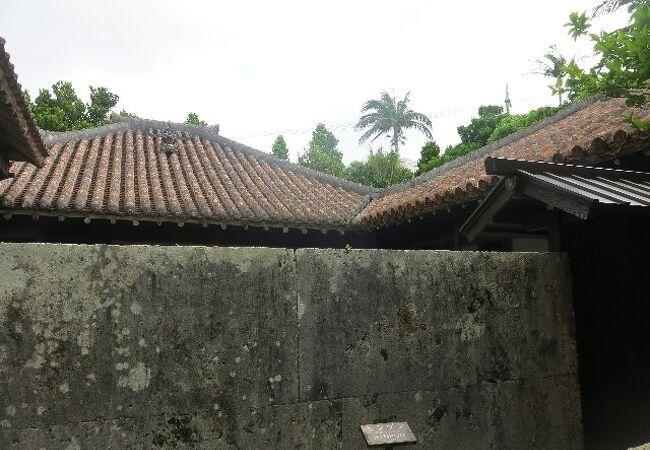 中村家住宅(沖縄県北中城村)