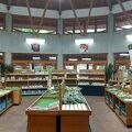 望郷の湯と農産物販売所