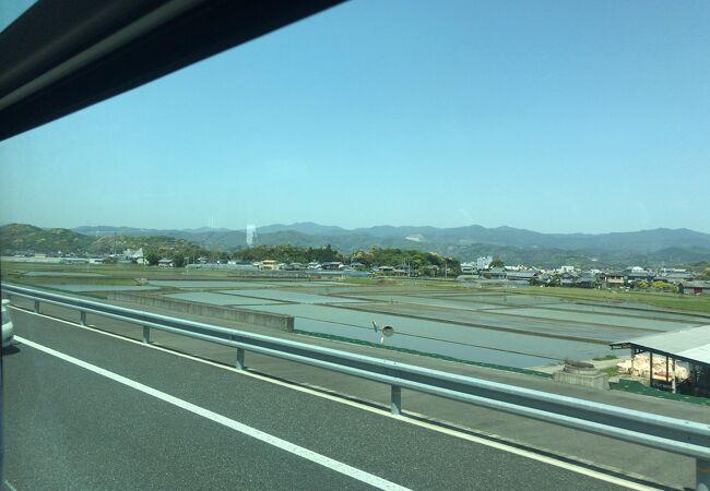 高知空港から市内連絡バス早くて便利