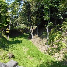 犬山城の濠