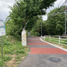 花見川サイクリングコース
