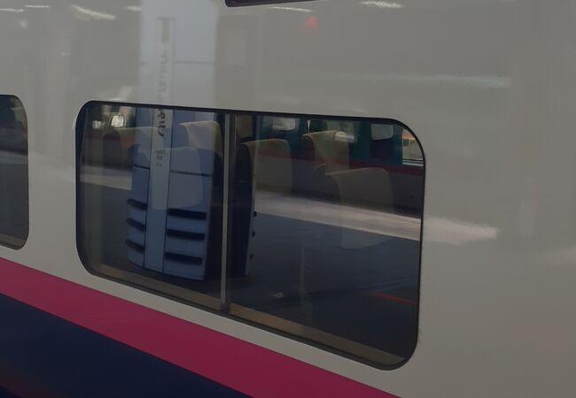 2021年4月11日の東京9時12分発とき311号新潟行きの様子について