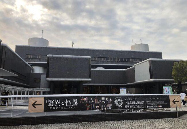 国立民族学博物館