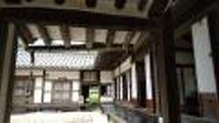 韓国地主の家