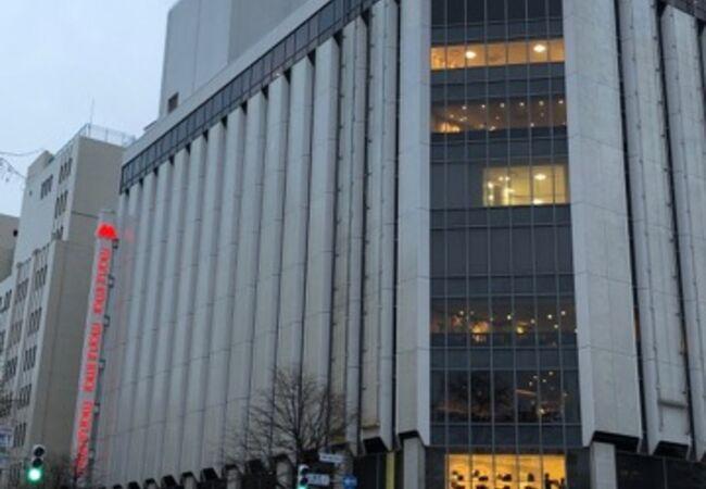 今井 丸井 札幌丸井内郵便局 (北海道)