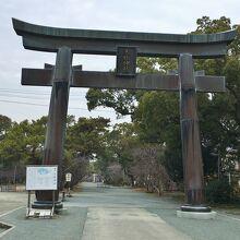 三柱神社(福岡県柳川市)