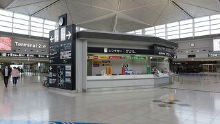 利用者目線の良い空港、受賞履歴に納得です