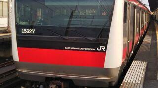 JR京葉線
