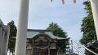 杉山神社 (三保町)