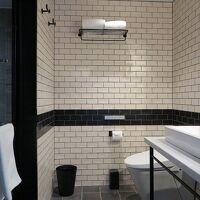 バスルームもクラシックデザイン