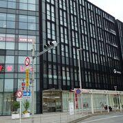 成田駅前の複合施設