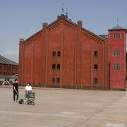 三菱の倉庫