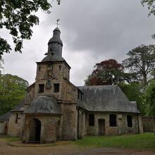 ノートルダム ド グラース礼拝堂