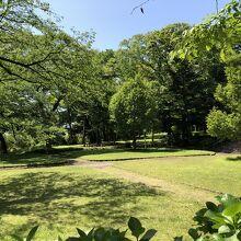 小田原城山公園