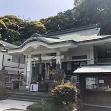 貴船神社(神奈川県真鶴町)