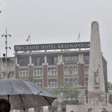 NH コレクション アムステルダム グランド ホテル クラスナポルスキー