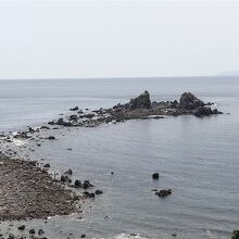 三ツ石(神奈川県真鶴町)
