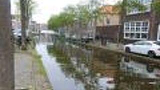 運河 (デルフト)