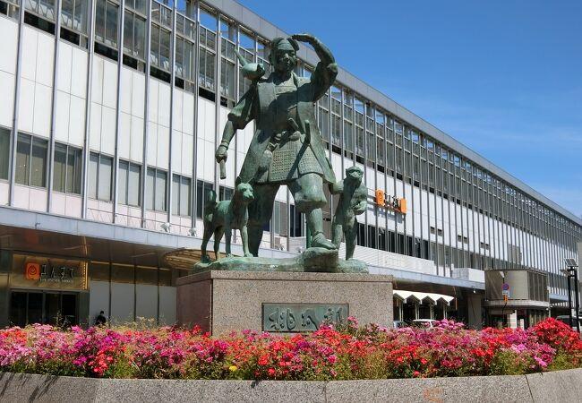 岡山駅に行ったらまず撮りたいもの
