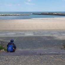 荒浜海水浴場