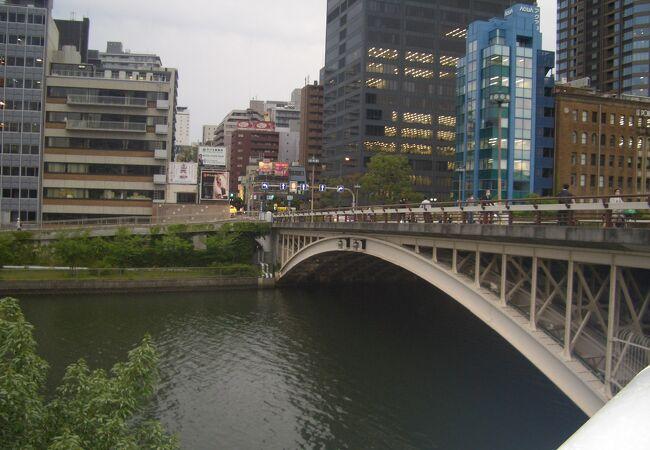 浪華三大橋の1つ