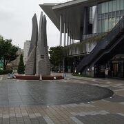 割と静かな東京新名所