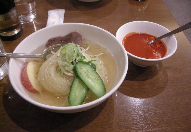 盛岡冷麺 寿々苑