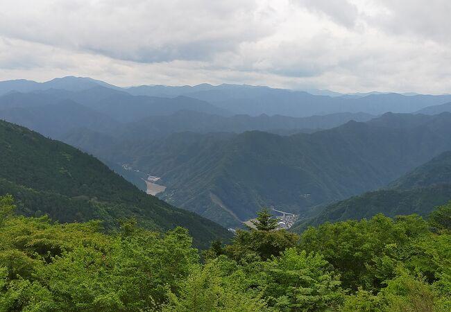 神々の山々