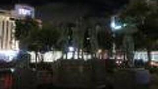 札幌駅南口イベント広場