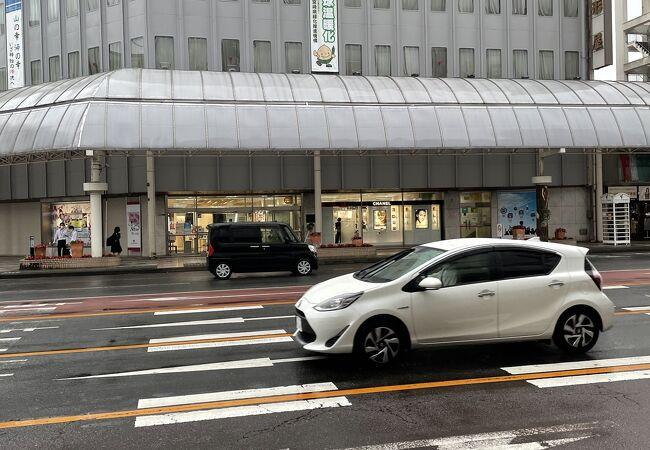 宮崎唯一の百貨店