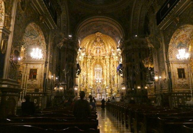 サン ファン デ ディオス教会