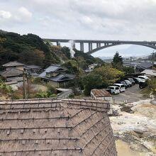 別府明礬橋