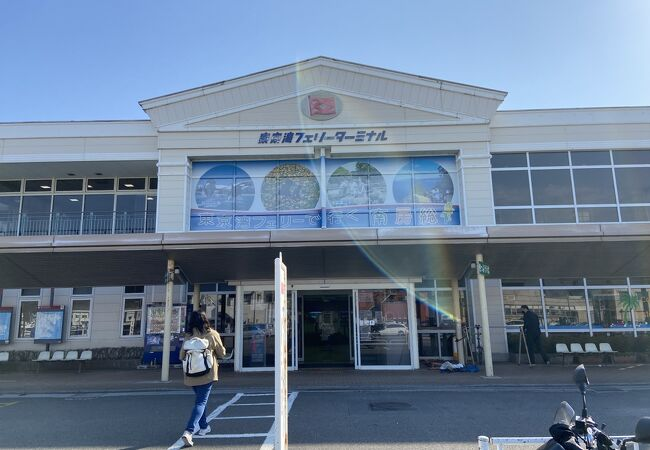 東京湾フェリー (久里浜港発)