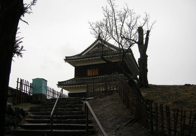 上田城跡 西櫓