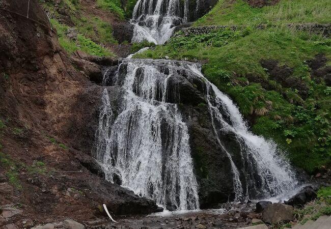 七つ滝 津軽半島
