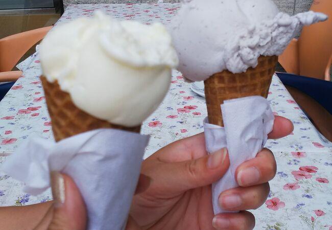 ルカ アイスクリーム & ケイクス
