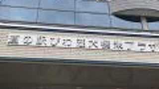 琵琶湖の目の前