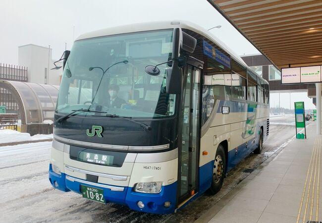 空港路線バス(JRバス東北)