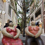 香港らしい雑然とした街・湾仔に突如現れる、おしゃれで綺麗なレイトン・アベニュー