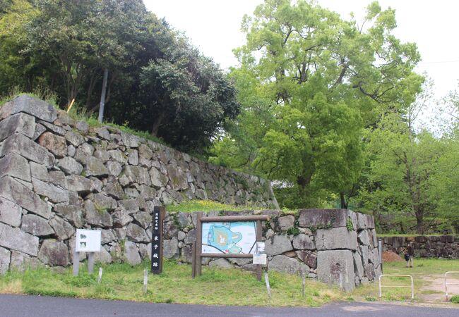 米子城跡 (湊山公園)