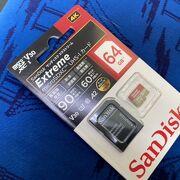 ビックカメラにSDマイクロカードを買いに!