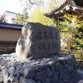 禅の精神を表現した石庭のある寺