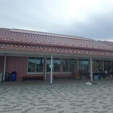 道の駅玉村宿の外観
