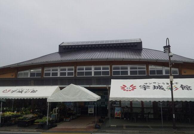 宇城彩館 (道の駅うき 物産館)
