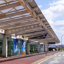 鳥取空港 鳥取砂丘コナン空港