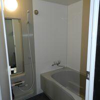 部屋のお風呂は洗い場付き