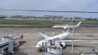 羽田空港国内線第1ターミナル展望デッキ (ガリバーズデッキ)